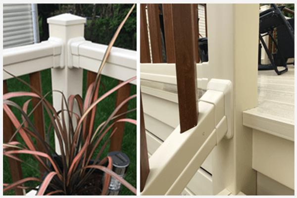 Handrail/Brackets