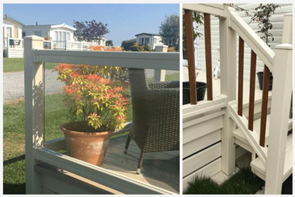 Handrail/Step handrail